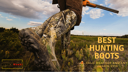 9 Best Hunting Boots for Cold Weather (And for Any Terrain or Weather) Reviewed