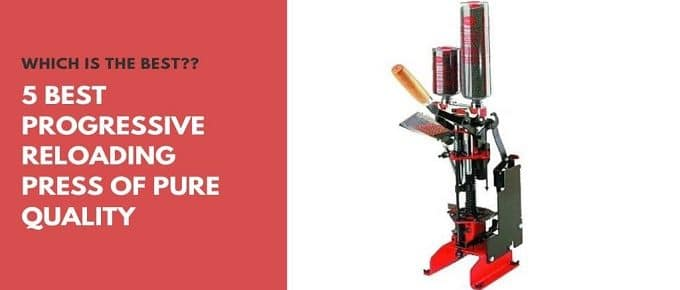 5 best progressive reloading press