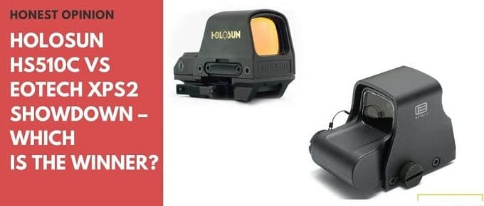 Holosun HS510C vs EOTech XPS2 comparison