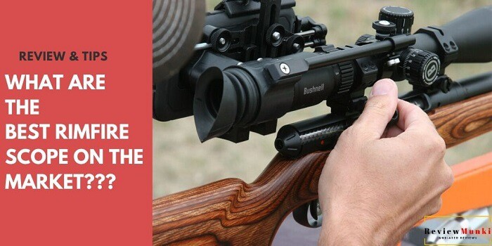 5 Best Rimfire Scopes for .22LR That Actually Help