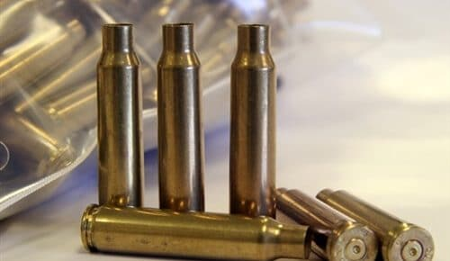 how many times can you reload brass